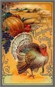 Thanksgiving ~ Early American Style
