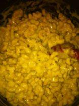Vegan Low Fat Mac & Cheese