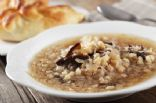 Mushroom Barley Soup