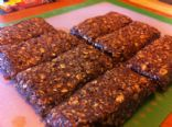 Homemade Protein Bars (with chocolate whey)