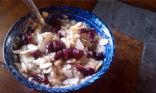 Cranberry-Almond Oatmeal