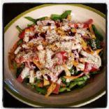 Jen's Favorite Salad (Does not include dressing)