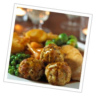 Image of Apricot Stuffing Balls, Spark Recipes