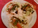 Biggest Loser Turkey Tacos