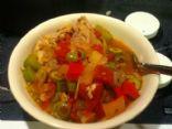 Spanish Stewed Chicken Thighs
