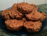 Little Bran Muffins (vegan)