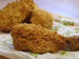 Southern Oven �Fried� Chicken