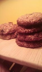 Surprisingly Fantastic and healthy cookies! Gluten-free, Paleo, Vegan!