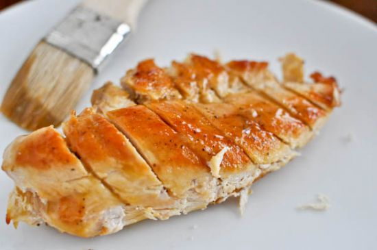 Skillet Dijon Chicken Breast