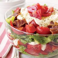 Easy BLT Salad
