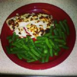Broiled Tilapia Parmesan
