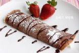 Chocolate Cr�pes