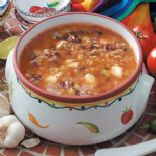 Black Bean Soup (Taste of Home)