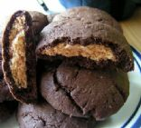 Peanut Butter Chocolate Pillows