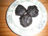 Sea Salt and Olive Oil Brownie Cookies