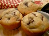 Vanilla Cherry Muffins
