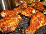 The Pioneer Woman's Peach-Whiskey Barbecue Chicken