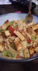 Cold & Spicy Thai Noodle Salad