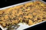 Pizza Inn Chocolate Chip Cookie Pizza