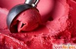 Clean Strawberry Frozen Yogurt