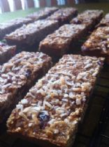 Heavenly & Healthy Granola Bars