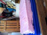 Wendy's Raspberry Supreme Sugar Free Cake with Protein Enhanced Sugar Free Frosting