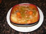Vegetable Beef Soup, 1c