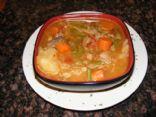 Vegetable Beef Soup, 1c