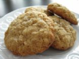 Cinnamon Oatmeal Cookies
