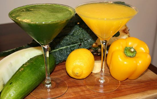 Australia Day Juices