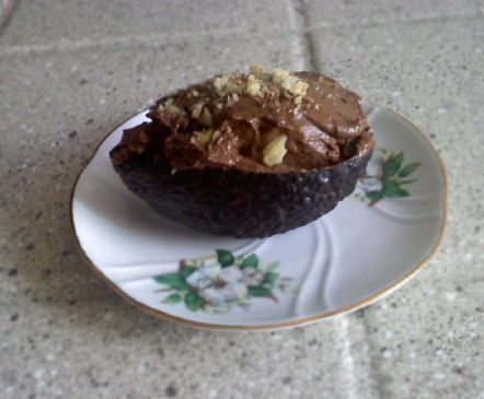 Chocolate Avocado Mouse
