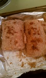 Mahi Mahi Chiptole Crusting