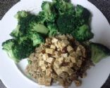 Hoisin Mustard Tofu
