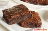 Low-Fat Zucchini Brownie