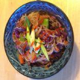 Stir Fry w/RiceNoodles- Vegan Pancit Bihon