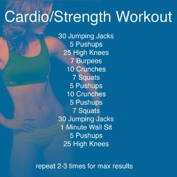 Hiit Workouts Interval Workout Routines High