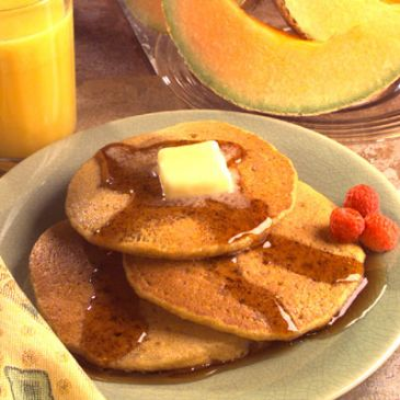 Cornmeal Griddlecakes