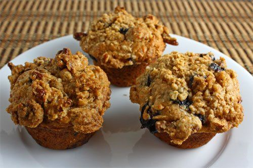 Image of Healthy Autum Muffins, Spark Recipes