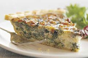 Weeknight Cheese Quiche from Kraftrecipes.com