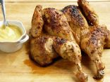 Chicken with Mustard *Dukan*