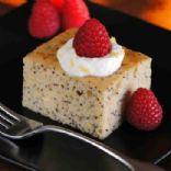 Lemon Yoghurt Protein Cake