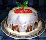 Christmas Pudding - Healthy Version