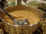 Pot Gravy with Giblets