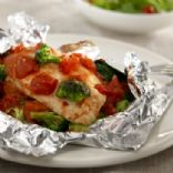 Italian Chicken Packets (Low Carb)