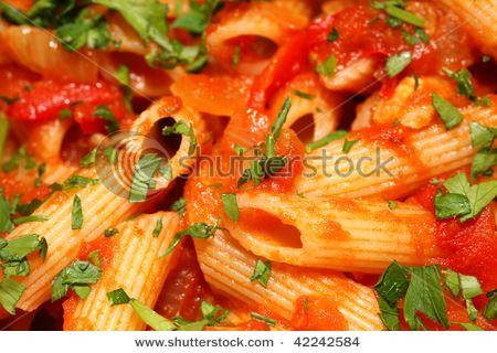 Penne Rigate Italian Style
