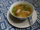 Happy Won Ton Soup
