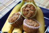 Grain Free Banana Muffins with Chocolate Chips (Mini Sized)