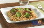 Beef and Broccoli Stir-Fry with Jasmine Rice