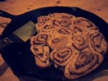 Long-Fermented Sourdough Cinnemon Rolls
