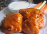 Boneless Buffalo Wings (Low Carb)